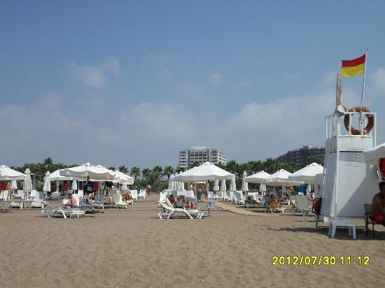 Barut Lara : Beach