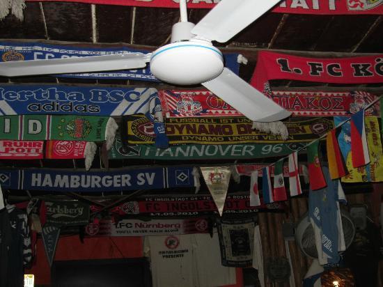 Manne's Biergarten: German Soccer Clubs