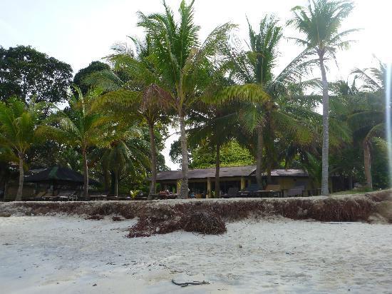 Sunset Beach Resort: Strand