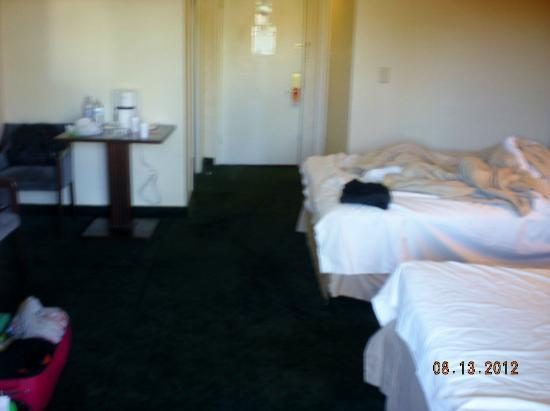 Shalimar Hotel of Las Vegas: Room is clean and big enough