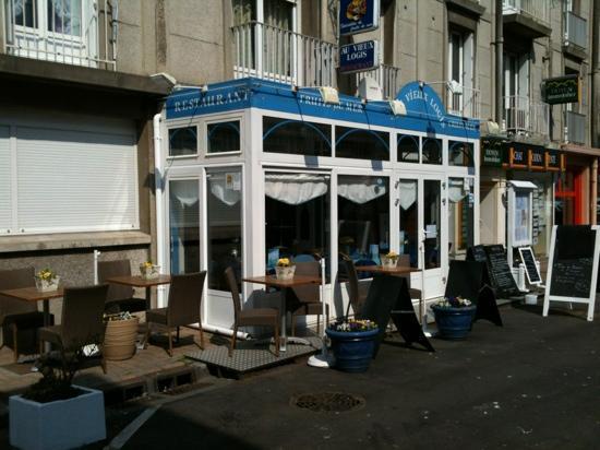 Au Vieux Logis : le restaurant