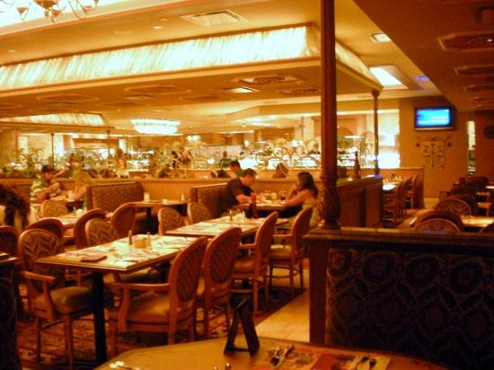 Golden Nugget Buffet : But not many variety and selection. taste is not great