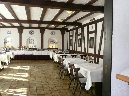 Gasthof-Hotel Zum Rebstock : salle a manger