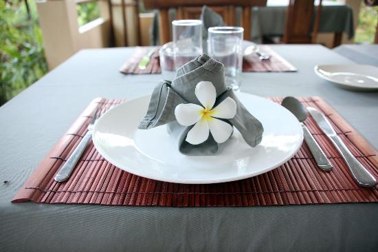 Mai Siam Resort: Assiettes