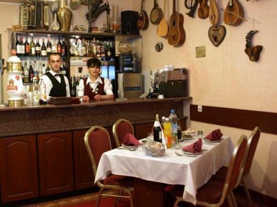 Hotel Relaks: Bar