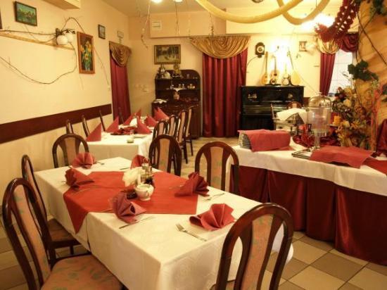 Hotel Relaks : Restaurant