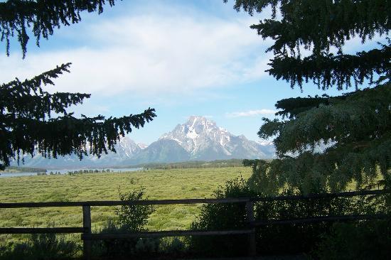Teton National Forest: Grand Tetons