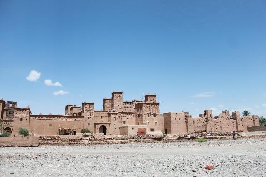 Skoura, Marruecos: Kasbah Amerhidil