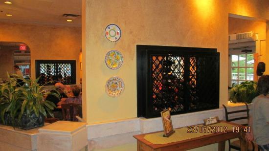Entr E Picture Of Olive Garden Hyannis Tripadvisor
