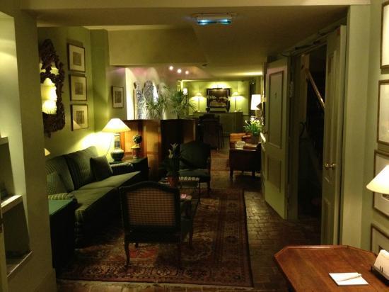 Henri IV Rive Gauche Hotel: zona colazione