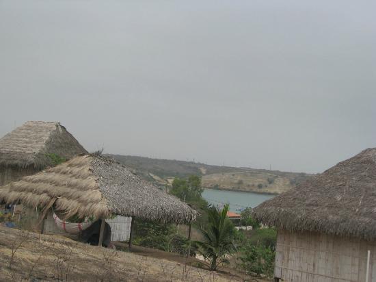 La Rica Ruca Eco-Lodge : camping area