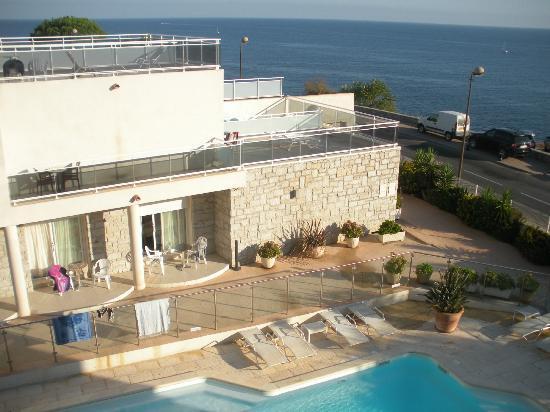 Vista camera piscina photo de h tel revellata calvi tripadvisor - Hotel piscina in camera ...