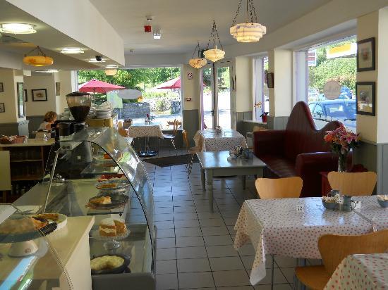 Molly Bloom's Coffee Shop