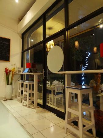 Café del Mar: Restaurant