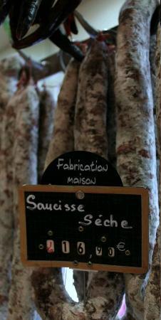 Aux Produits Du Sud Ouest: SAUCISSE SECHE MAISON