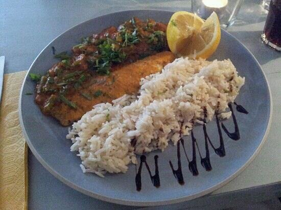 The Raft: Raft fish curry