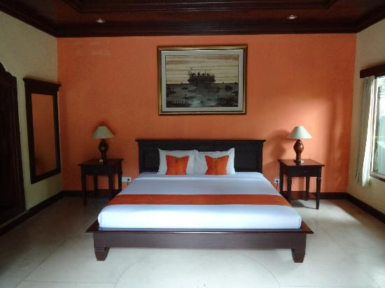 Alas Petulu Cottages: Villa room