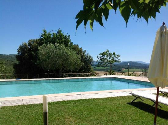 Relais Castel Bigozzi: Piscina