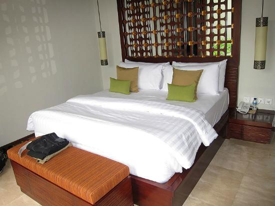 Seminyak Icon: One Bedroom Villa - Bedroom. Superb!