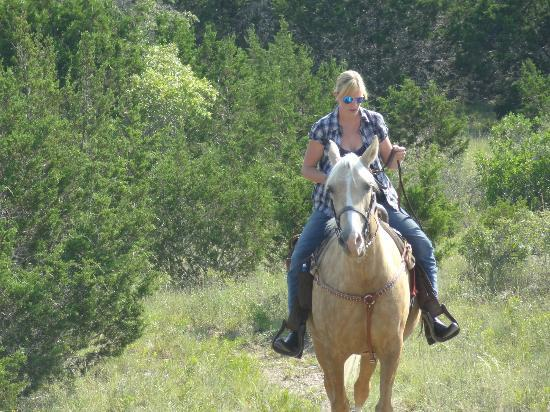 Bar M Guest Ranch, LLC: On the trail with Shilo