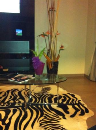 Hotel Atmosfere: area relax wifi e tv