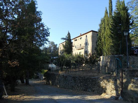 Villa Schiatti: Villa