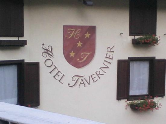 Hotel Tavernier : La facciata/3