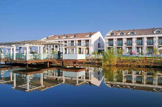 Jiva Beach Resort: hotel oda dış genel görünüş