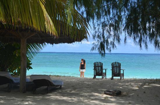 Denis Private Island Seychelles: vista desde la habitación