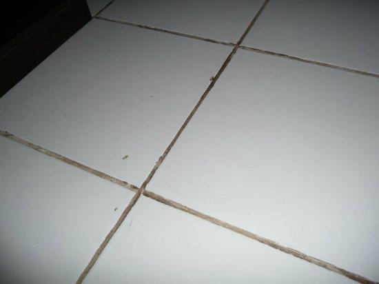 Adirama Beach Hotel: schone vloer