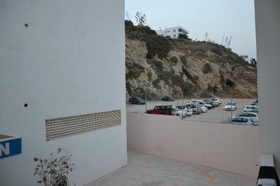 Panoramic Apartments: Parcheggi