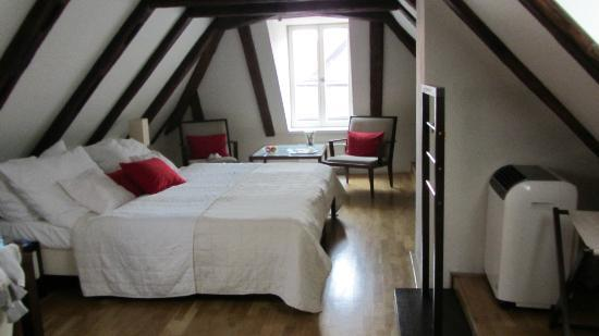 Domus Balthasar Design Hotel: Attic room