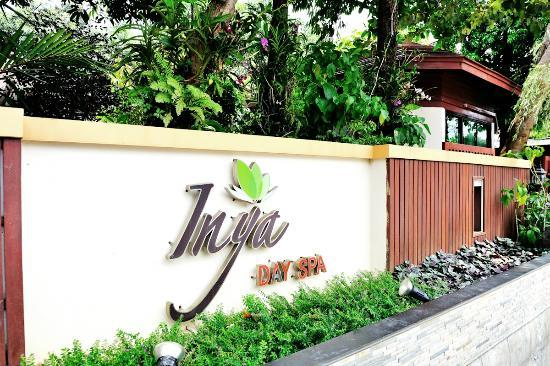 Boost Bar at Inya Day Spa: Boost Bar is located inside Inya Day Spa