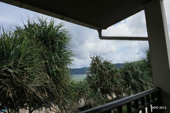 Patong Bay Garden Resort: View from Balcony 2