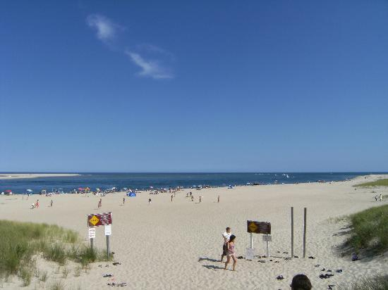 Cape Cod Scenic Tours: Lighthouse beach, Chatham 