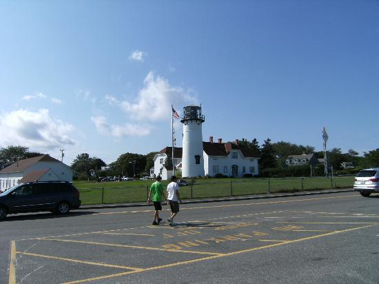 Cape Cod Scenic Tours: Chatham Lighthouse