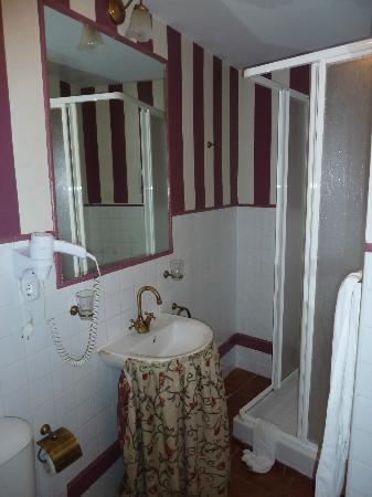 Callejon del Agua: salle de bain
