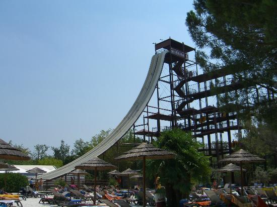 Caneva - The Aquapark: stukas