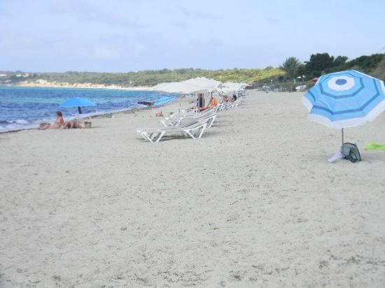 Hostal Aigua Clara: spiaggia a 2 minuti