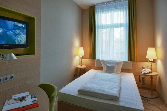 Magnetberg Hotel: Einzelzimmer