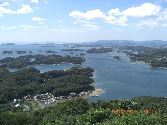 Sasebo, Japan: 石岳展望台