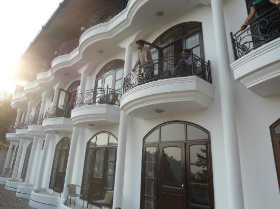 Mussoorie Gateway: The Hotel