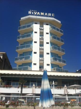 Rivamare Hotel: hotel Rivamare Lido di Jesolo
