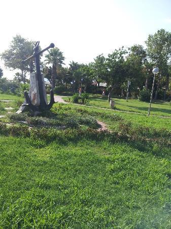 Alanya Gardens: lille park