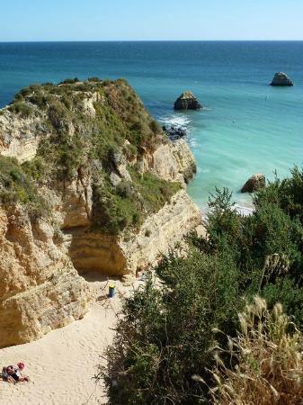 Albergaria Vila Lido: Praia da Rocha