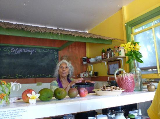 Makapala Store and Cafe: 店内