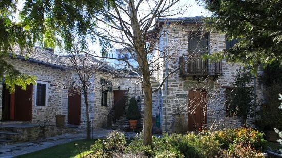 Archontiko Stamou: Traditional architecture of Pelion region