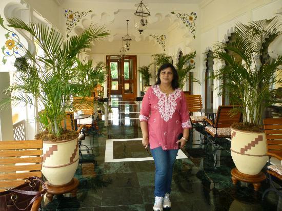 Trident Udaipur: Dinning area