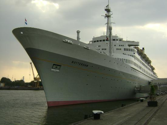 ‪De Rotterdam Steam Ship‬