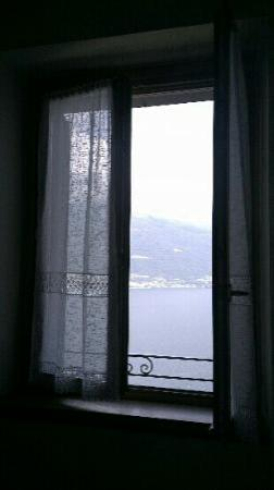 Crotto Di Gittana: the lake view from our room